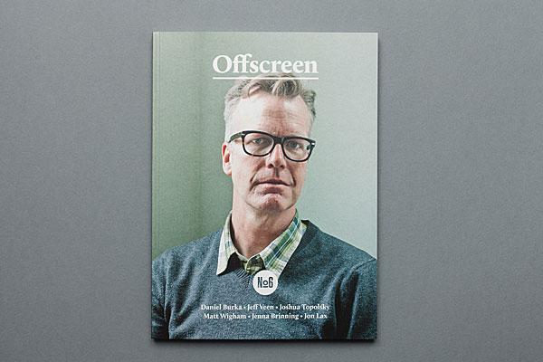 Titelseite der ausgabe 6 von Offscreen