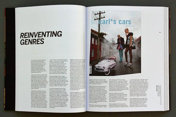 Beispielseiten aus dem Buch The modern magazine