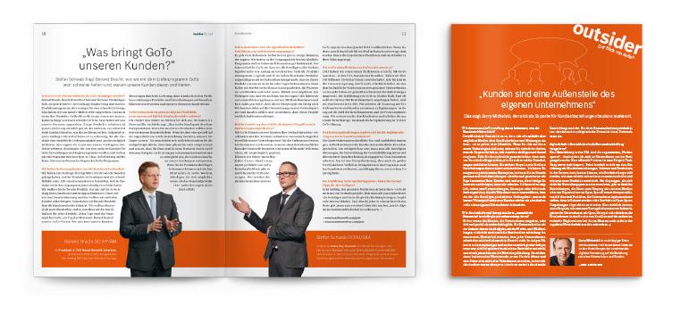 case-insider-strategie-mitarbeitermagazin-outsider-thema
