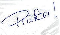 Screen-note-pruefen