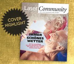 Cover-Highlight: Laser-Community #22