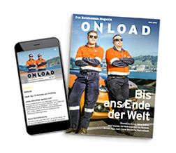 Neuentwicklung Kundenmagazin