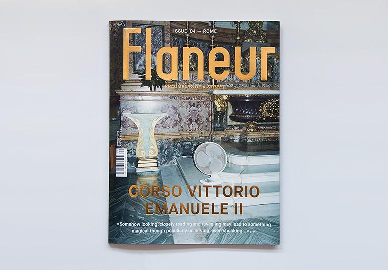 Flaneur Cover