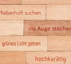 Rote Karte für Textbausteine