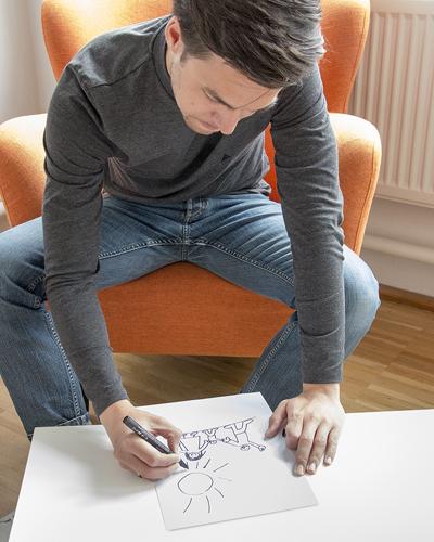 Scribbeln: Skizzen helfen Fotografen