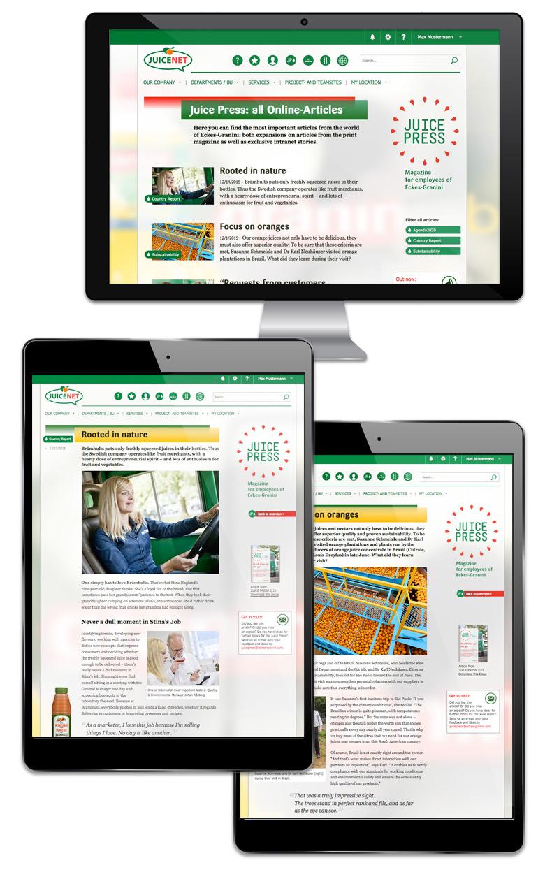 juicepress-sharepoint-maz-intranet