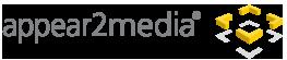 Logo von appear2media