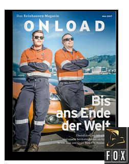 Kundenmagazin Maschinenfabrik Reinhausen