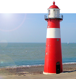 Leuchtturm-Artikel am Content-Meer