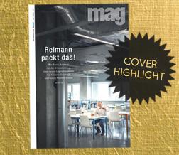 "Cover-Highlight: ""mag"" von ebm-papst 02/2017"