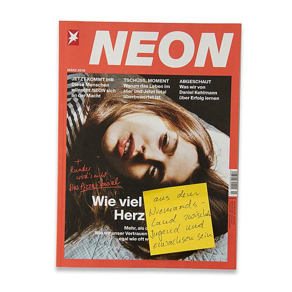 NEON: aus dem Niemandsland zwischen Jugend und erwachsen sein