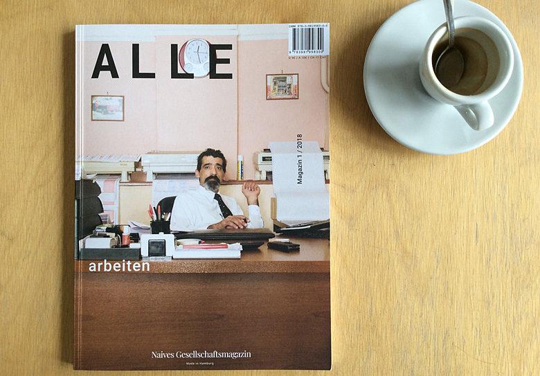 Alle Gesellschaftsmagazin Cover